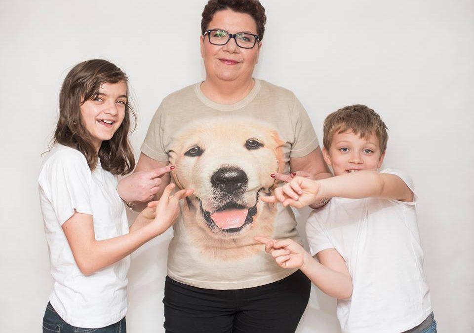 Bezpieczny pies- bezpieczne dziecko.