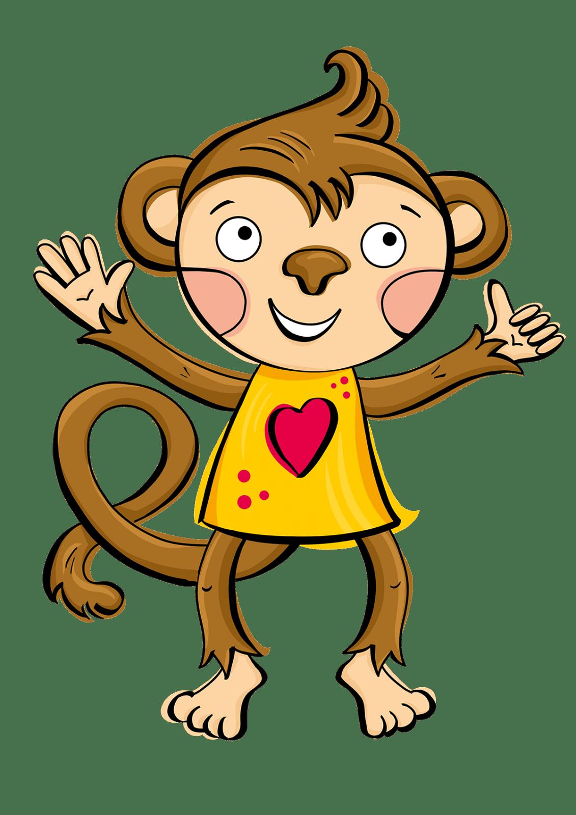 projekt edukacyjny Szlachetnie i zdrowo z małpką Iwoną